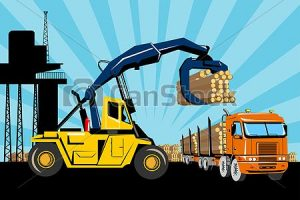 Lumber yard clipart » Clipart Station.
