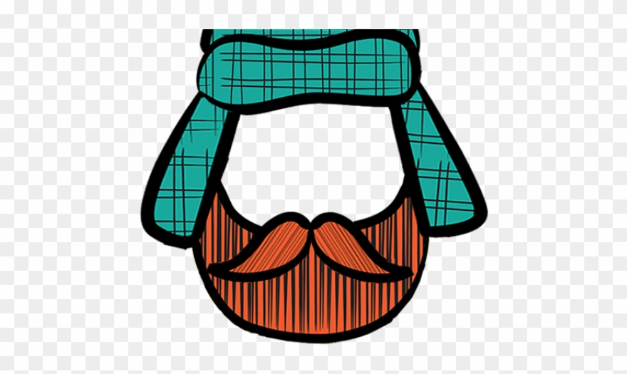 Beard Clipart Lumberjack Beard.