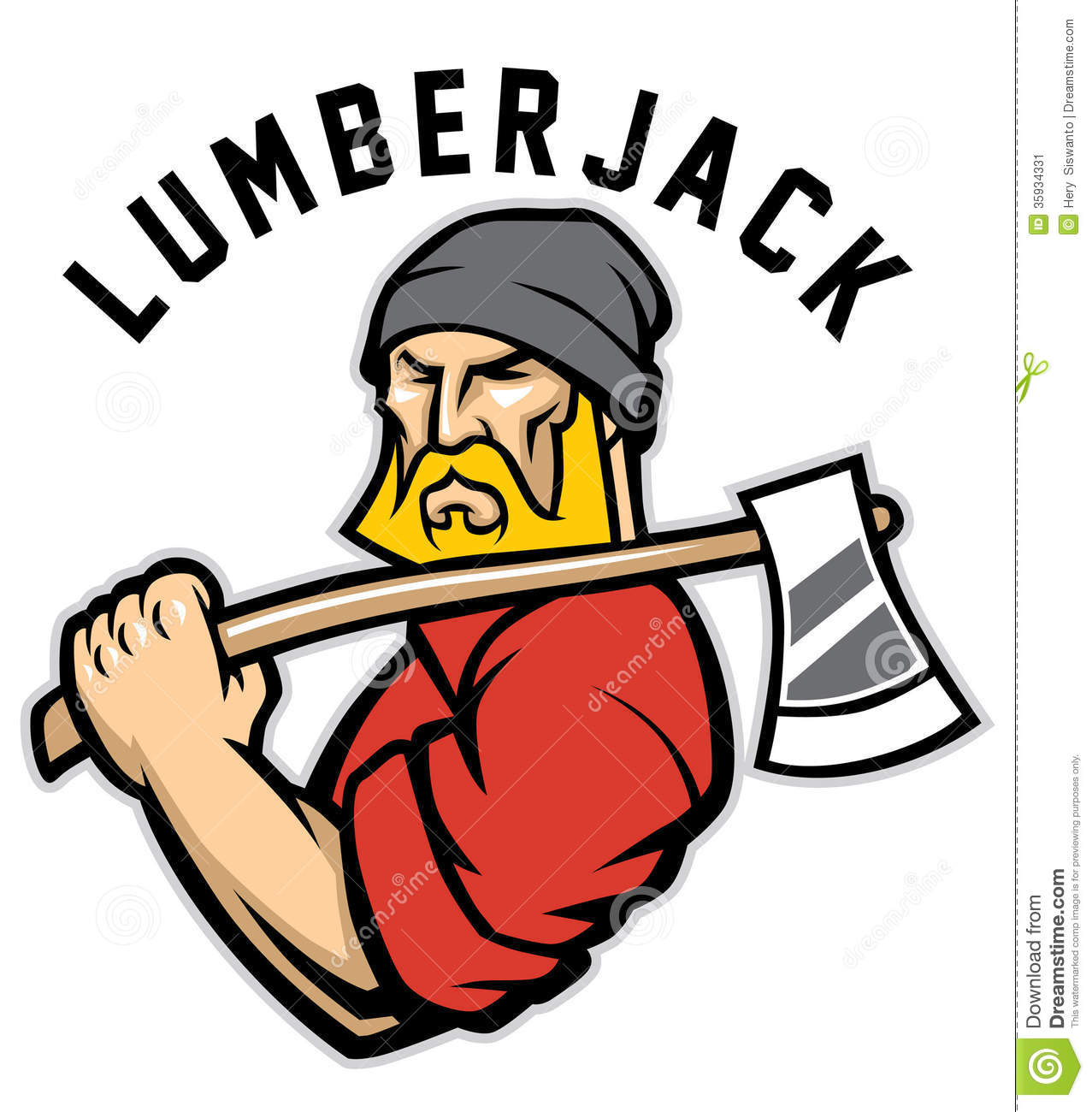 lumberjack clipart clipground. Black Bedroom Furniture Sets. Home Design Ideas