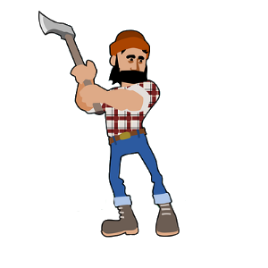 Lumberjack clipart lumber jack, Lumberjack lumber jack.