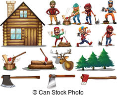 Lumberjack Clipart and Stock Illustrations. 3,939 Lumberjack.