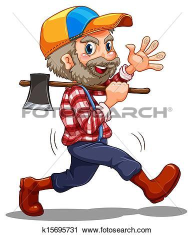 Lumberjack Clipart Royalty Free. 2,969 lumberjack clip art vector.