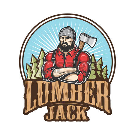 Lumberjack Clipart Pictures.