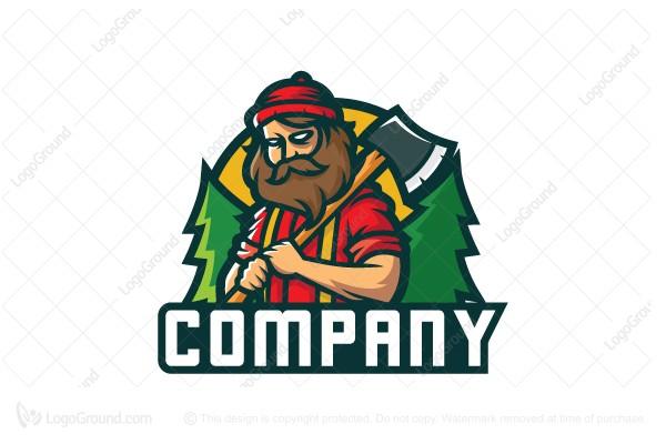 Lumberjack Logos.