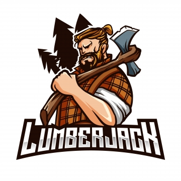 Lumberjack Png, Vector, PSD, and Clipart With Transparent.