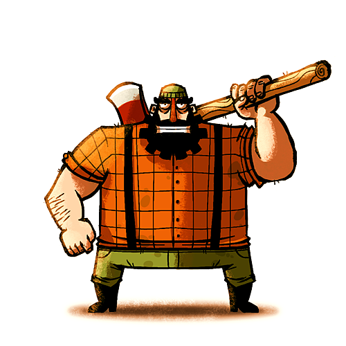 Download Free png Lumberjack by madPXL PlusPng..