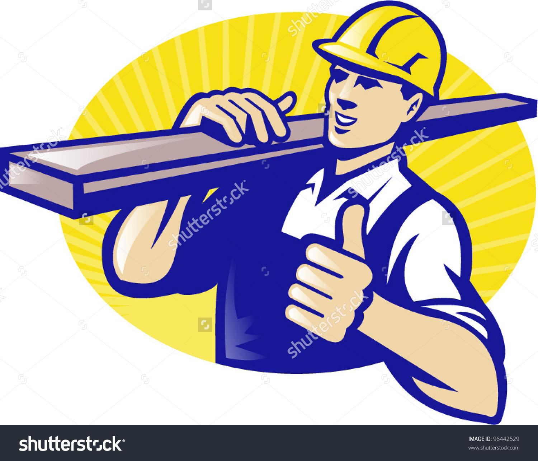 Lumber Yard Clipart.