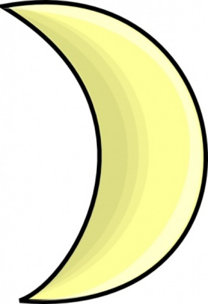 Luna clipart.