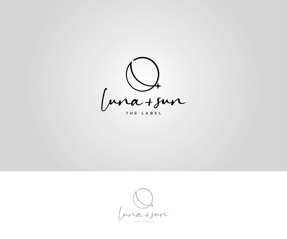 Elegant, Upmarket, Womens Clothing Logo Design for Luna +.