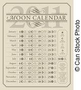 Lunar calendar Clip Art and Stock Illustrations. 4,168 Lunar.