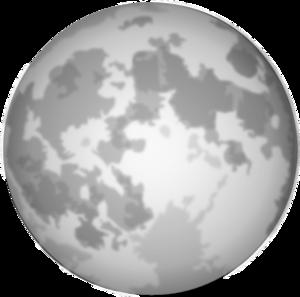 Lunar clipart.