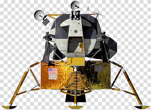 Lunar Lander Apollo program Apollo 11 Apollo Lunar Module.