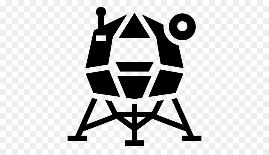 Moon Lander Clipart.