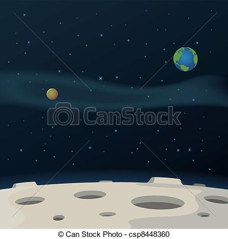 Moon surface Stock Illustrations. 5,308 Moon surface clip art.