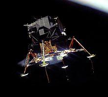 Apollo Lunar Module.