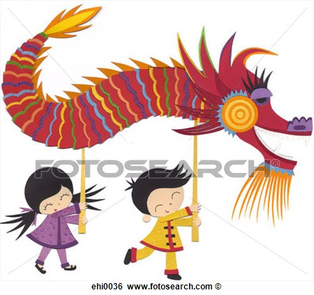Free Lunar New Year Clipart.