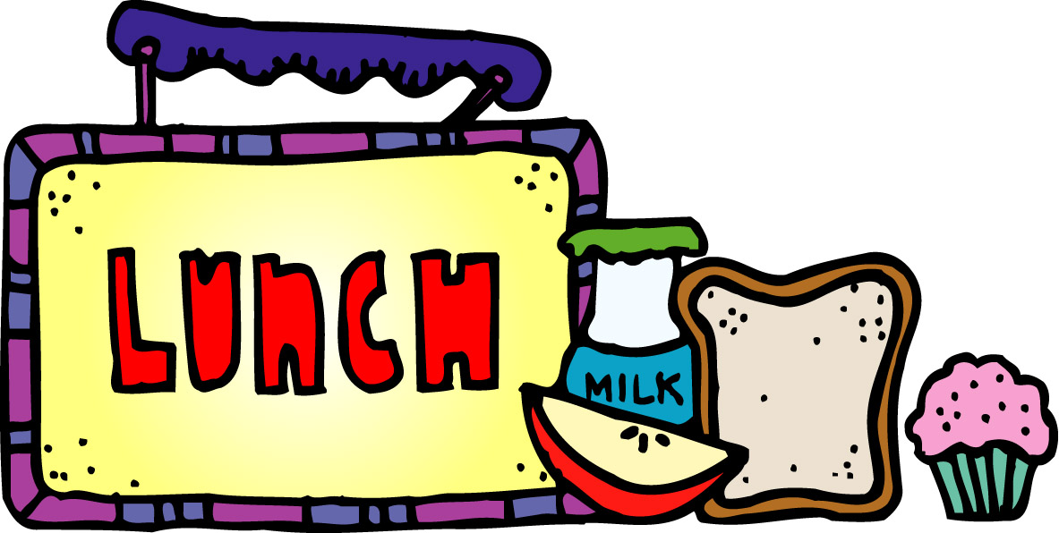 Lunchbox Clipart.