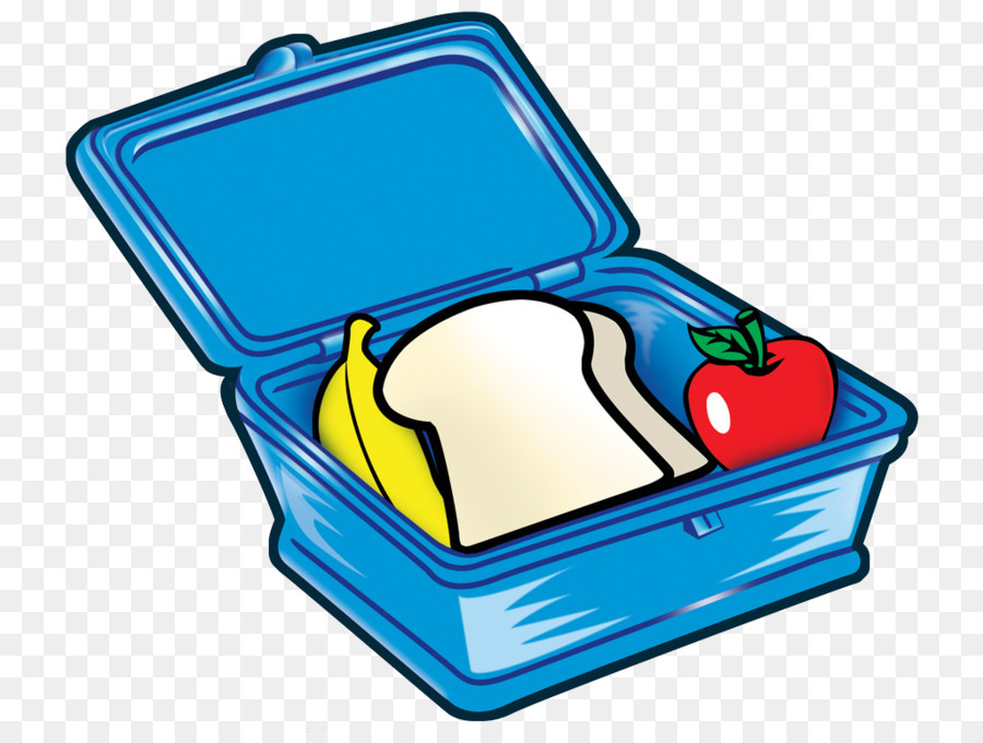 119 Lunchbox free clipart.