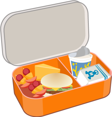 Lunch Box Clipart Png.