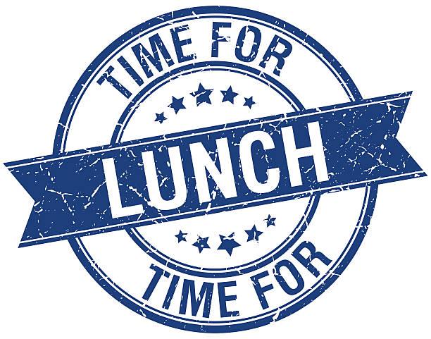 Best Lunch Break Illustrations, Royalty.