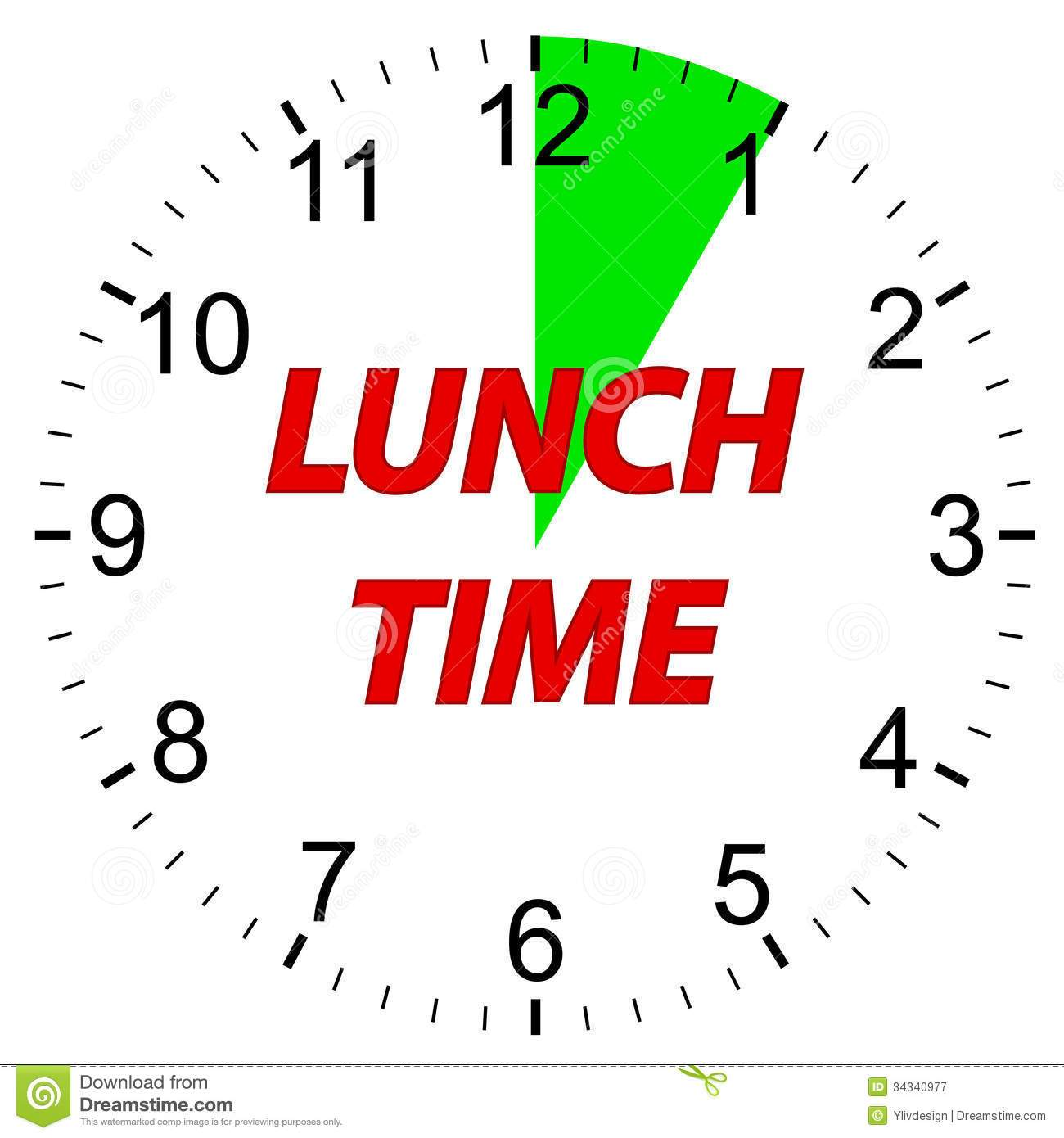 Lunch break sign clipart 7 » Clipart Portal.