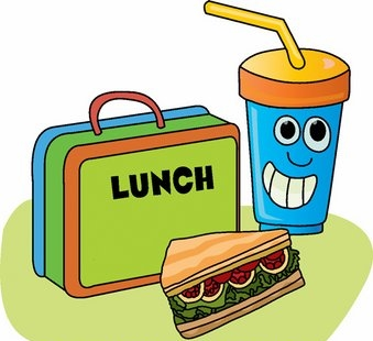 Lunch Time Clip Art.