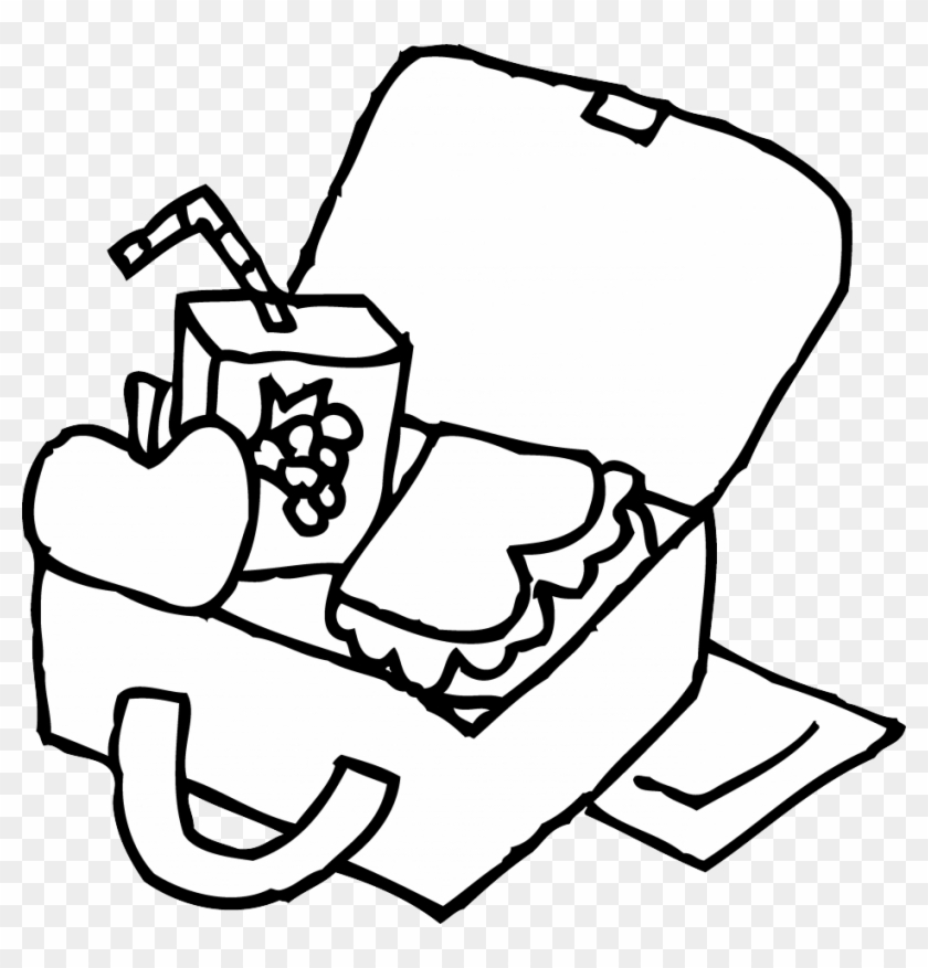 Best Lunch Box Clipart.
