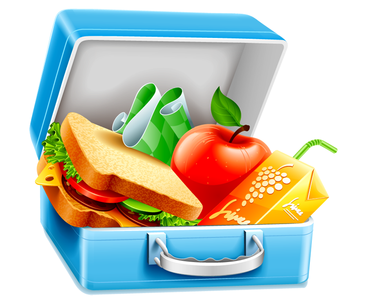 Lunch Box PNG Transparent Images.