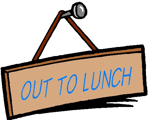 Luncheon Clipart.