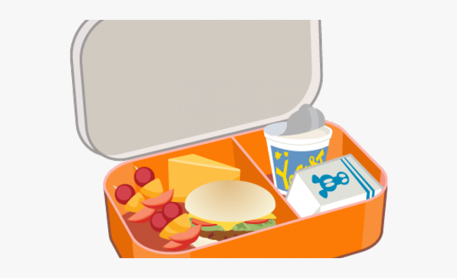 Lunch Box Clipart Tupperware.