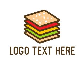 Lunch Logos.