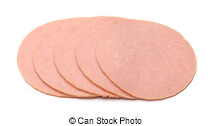 Lunch Meat Clipart.