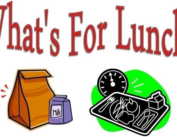 710 School Lunch free clipart.
