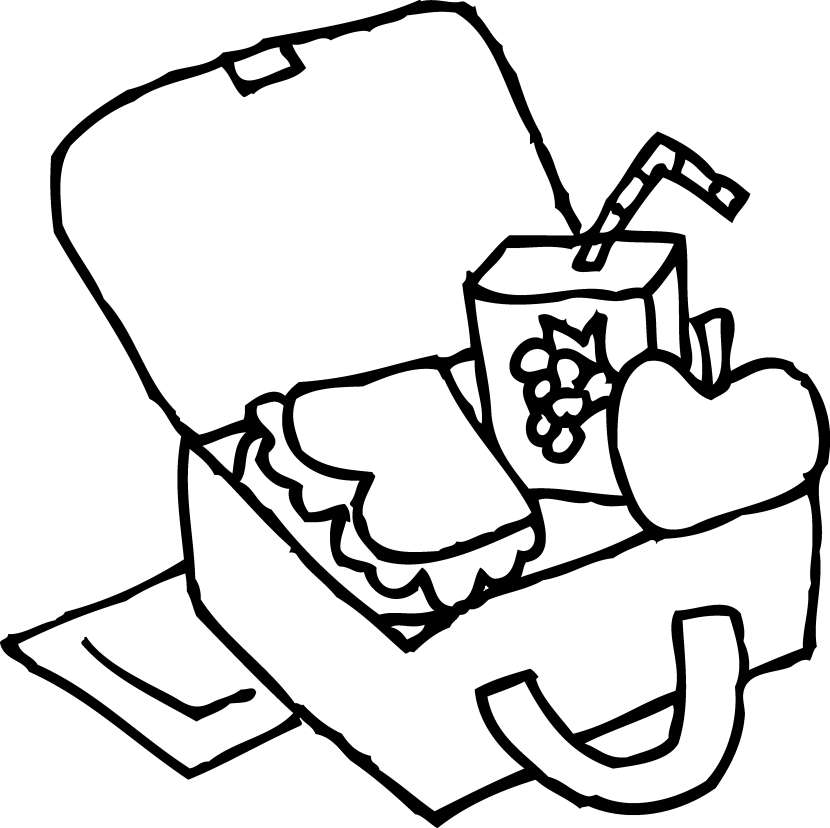 Best Lunch Box Clipart #14514.