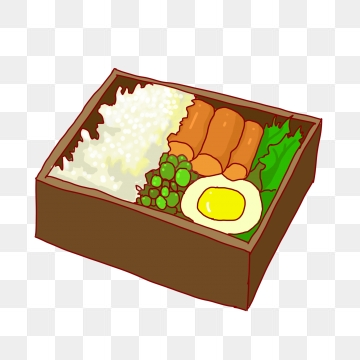 Lunch Box PNG Images.