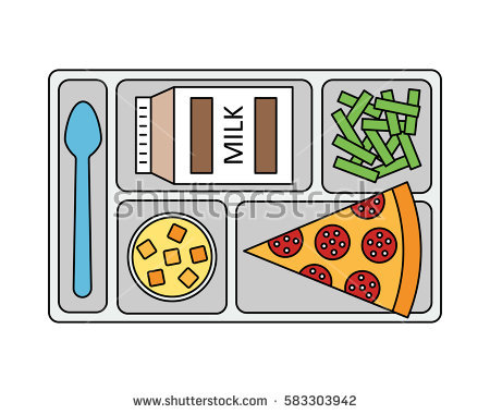 4788 Lunch free clipart.