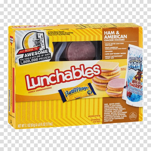 Lunchables transparent background PNG cliparts free download.