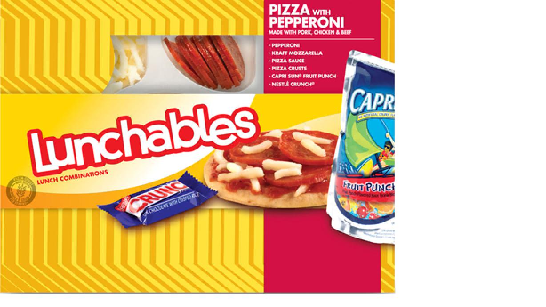 Nestlé's nutritional advice recommends avoiding Kraft.