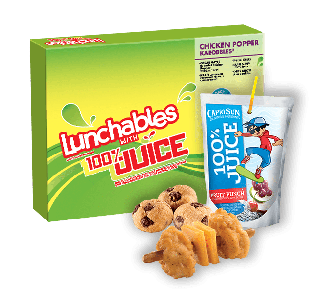 Lunchables.