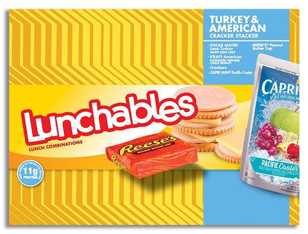 Lunchables with Drink.