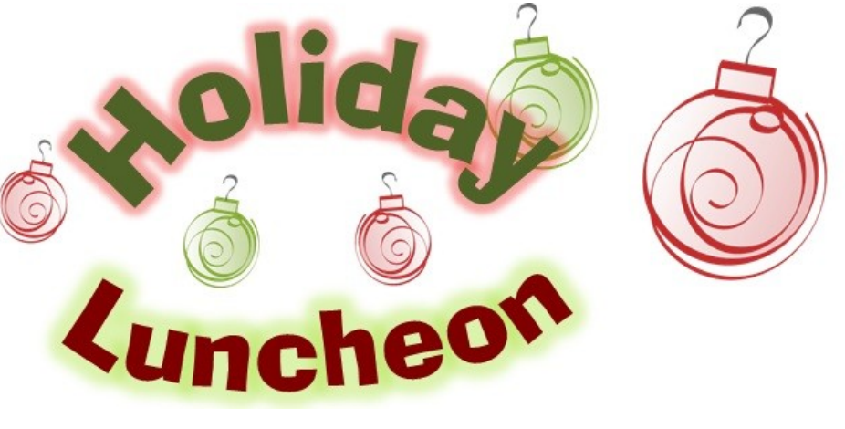 Holiday Lunch Holiday Luncheon Clipart.