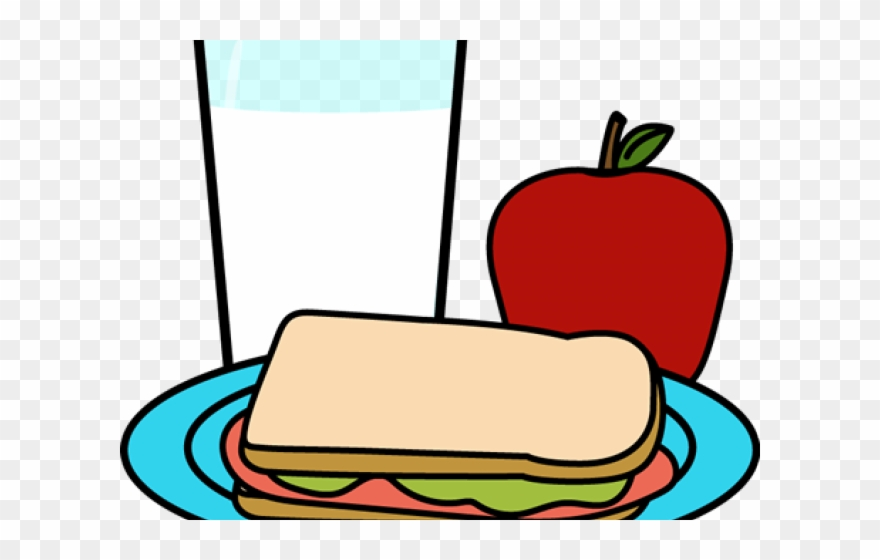 Lunch Clipart Border.