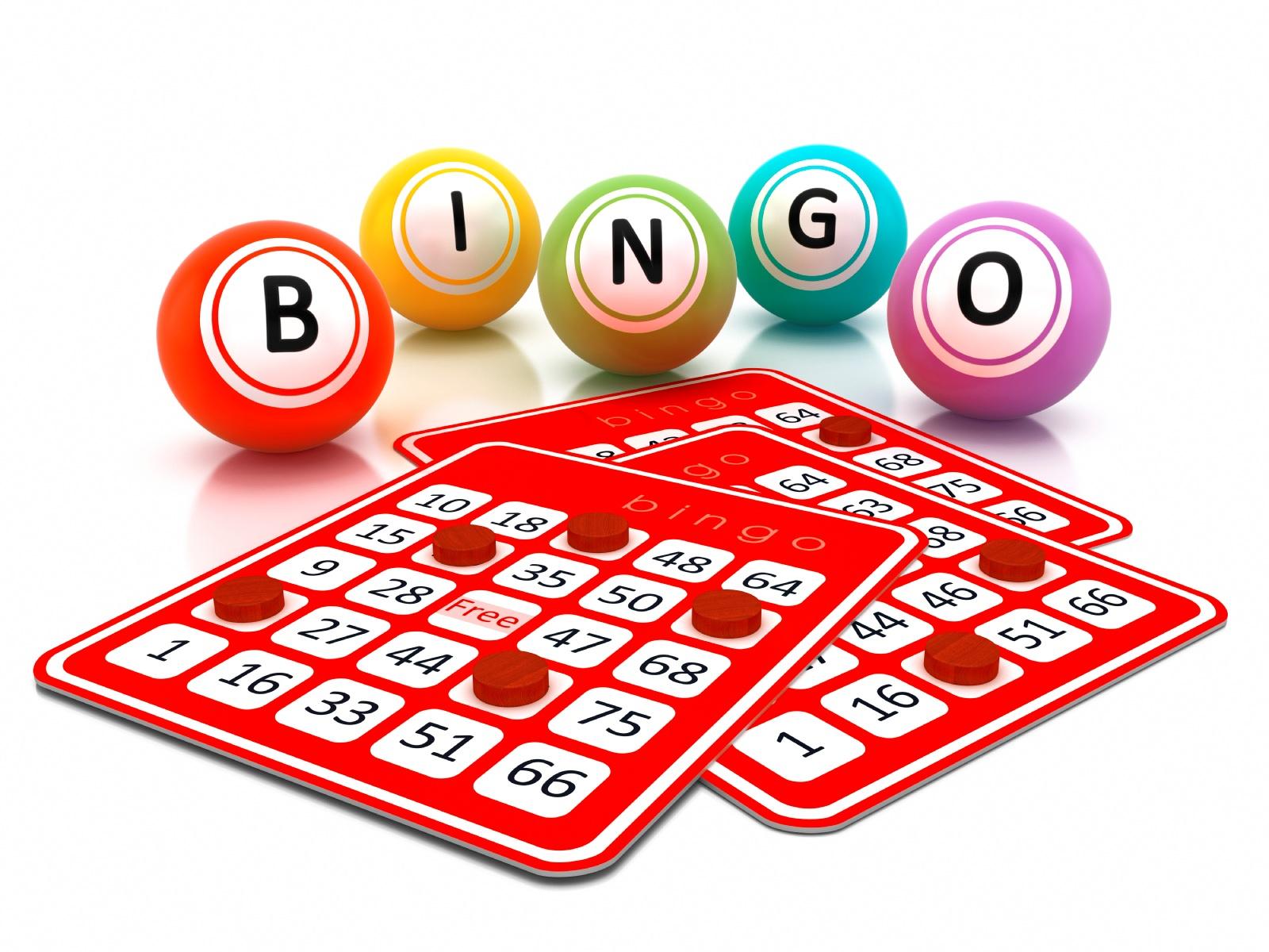 Bingo Logos Clipart.