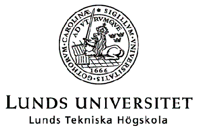 Faculty of Engineering (LTH), Lund University.