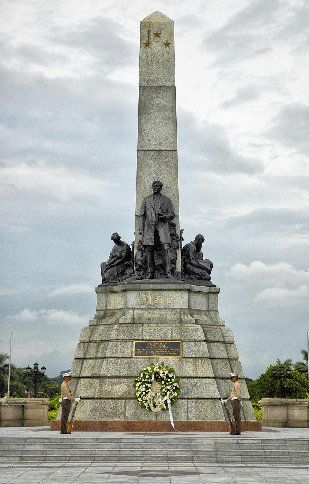 Park Statue Clipart.