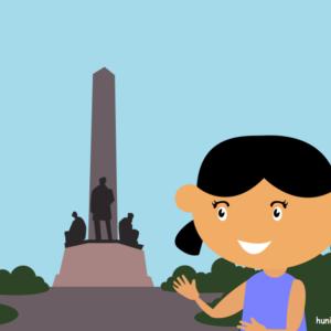 Rizal Park (Luneta Park), Manila.