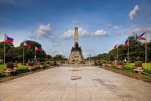 Luneta Park Clipart.