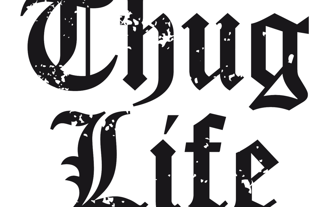 40 Thug life PNG images for free download.
