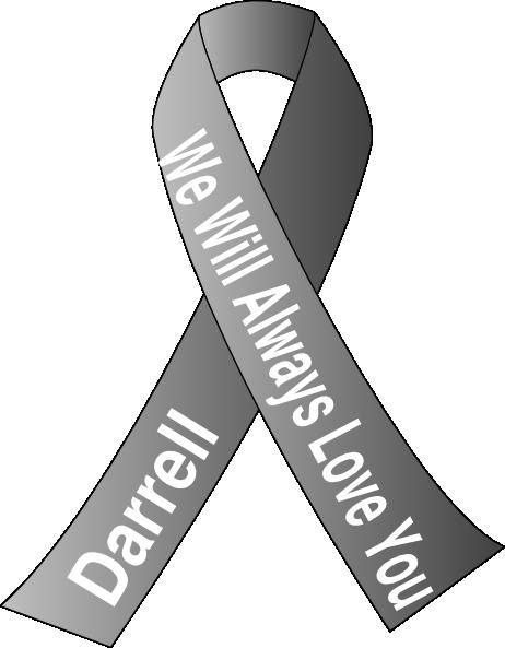 Lung Cancer Ribbon Aunt Clip Art at Clker.com.