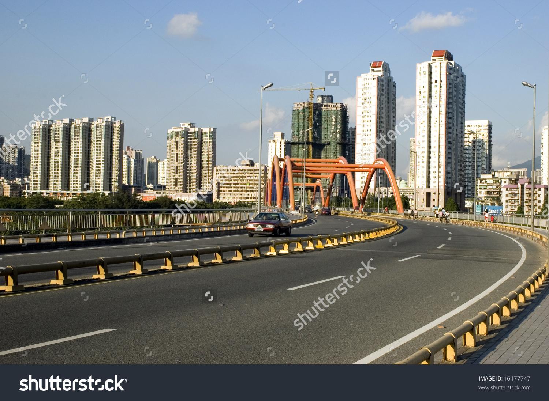 Chinese City.